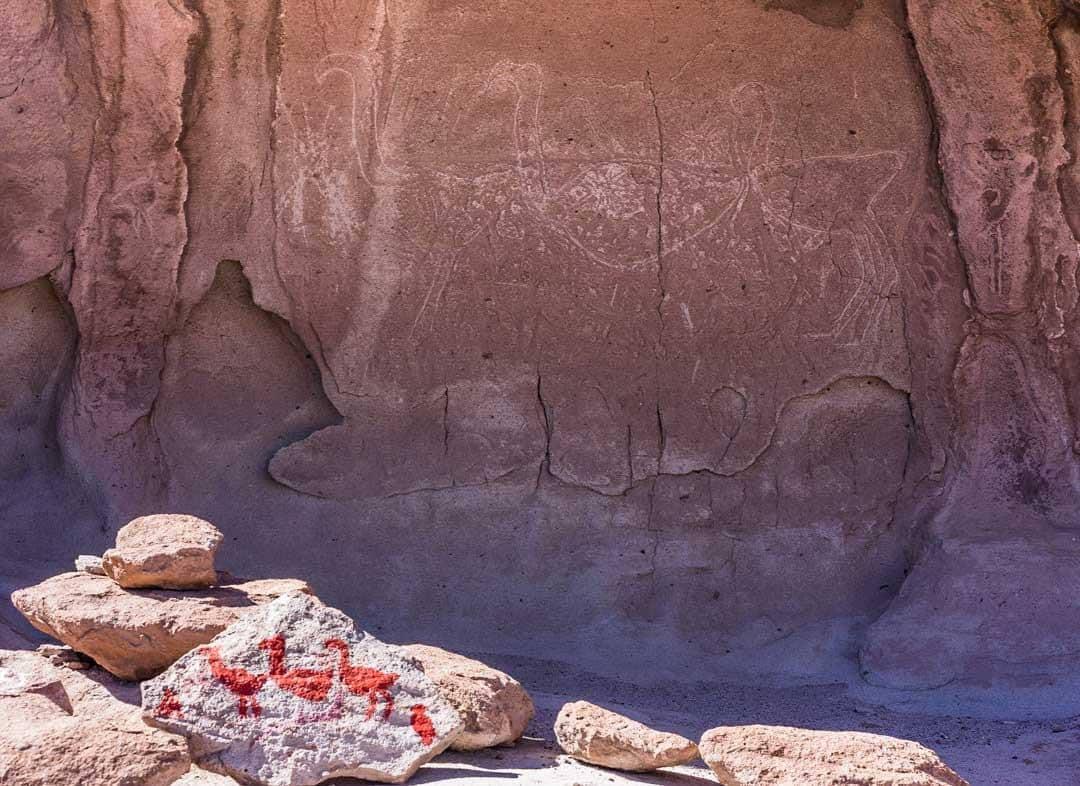 Yerba Buenas Petroglyphs