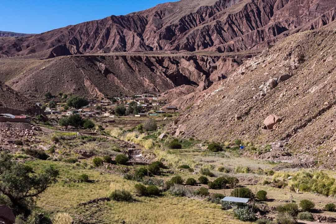 Rio Grande Atacama Desert