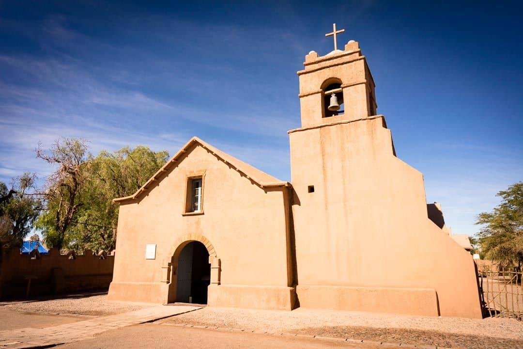 Things To Do In San Pedro De Atacama Church