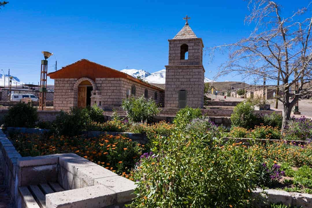 Socaire Church