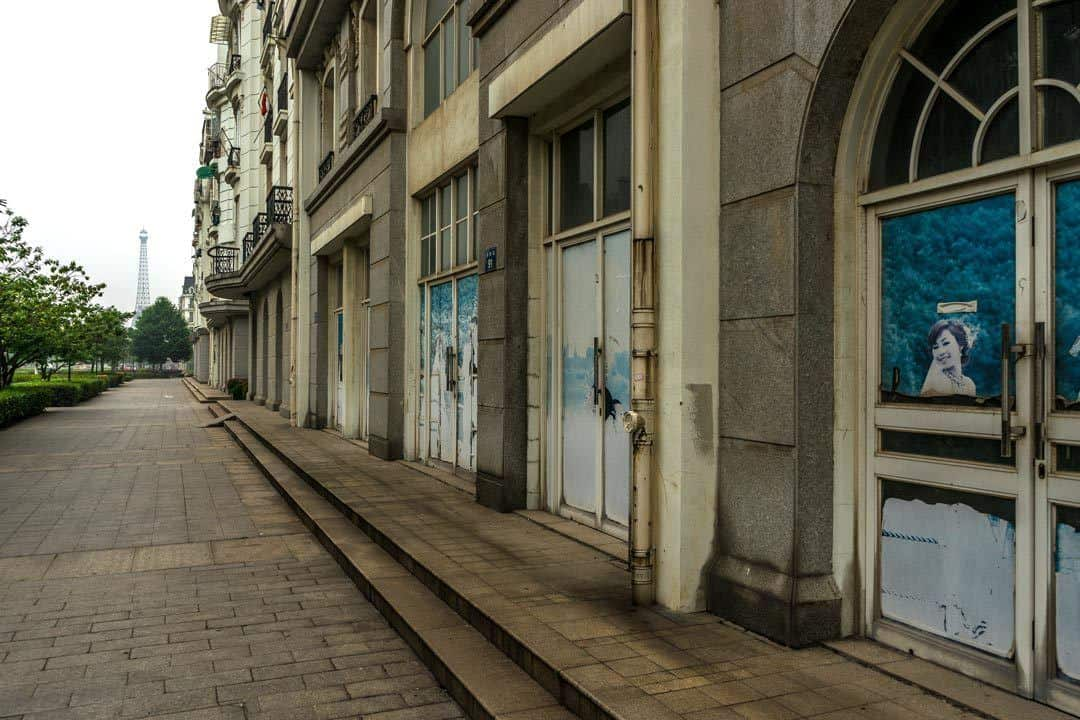 Champs Elysees Tianducheng