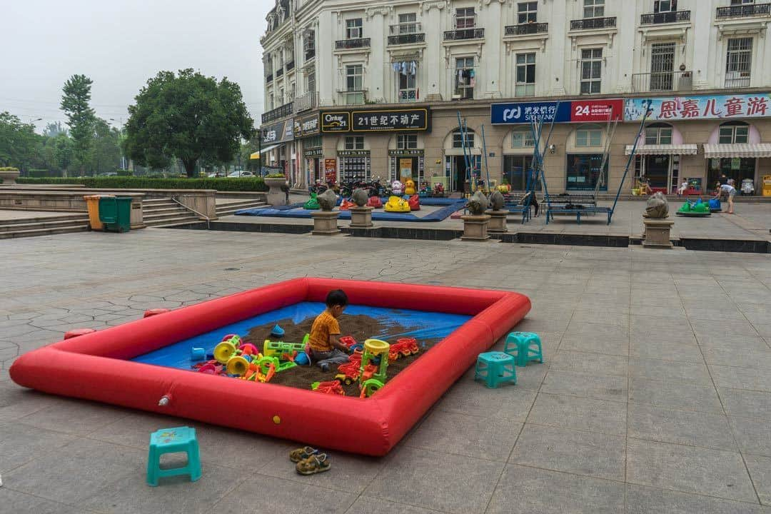 Tianducheng Sandbox