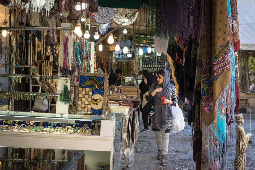 Vakil Bazaaar Shiraz
