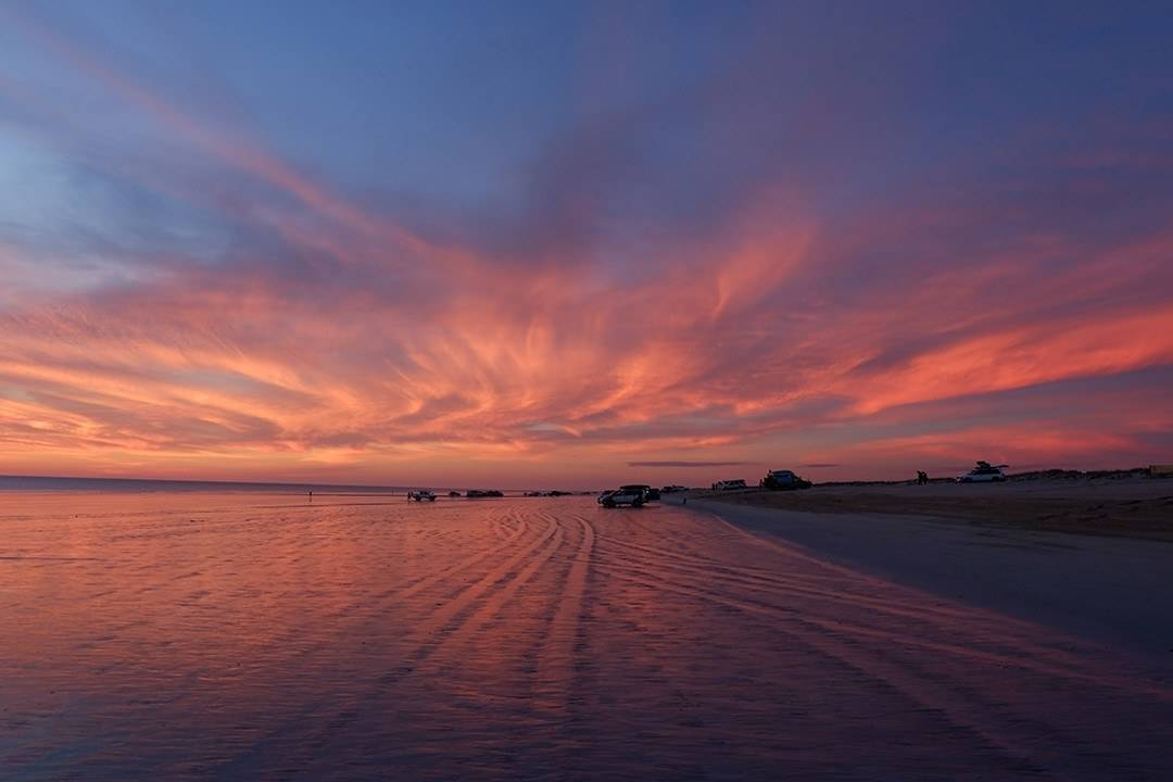 Cable Beach Sunset