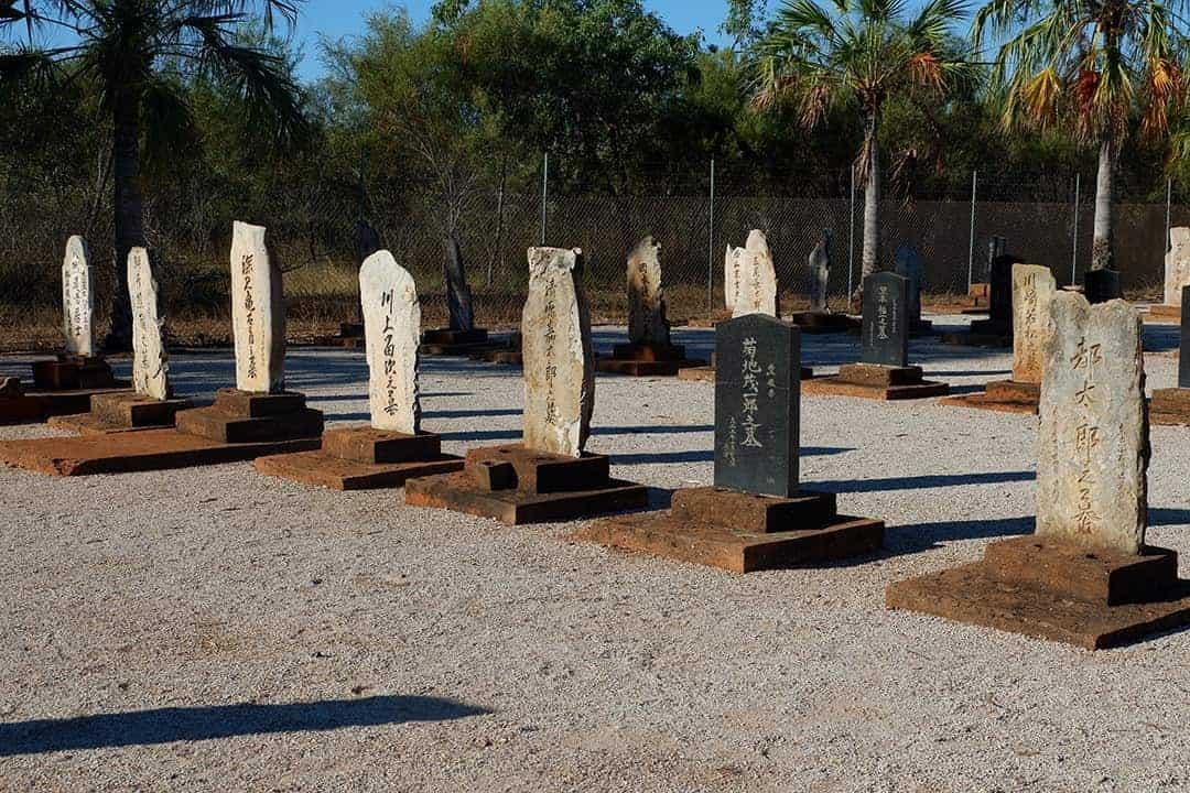 Japanese Cemetery Broome