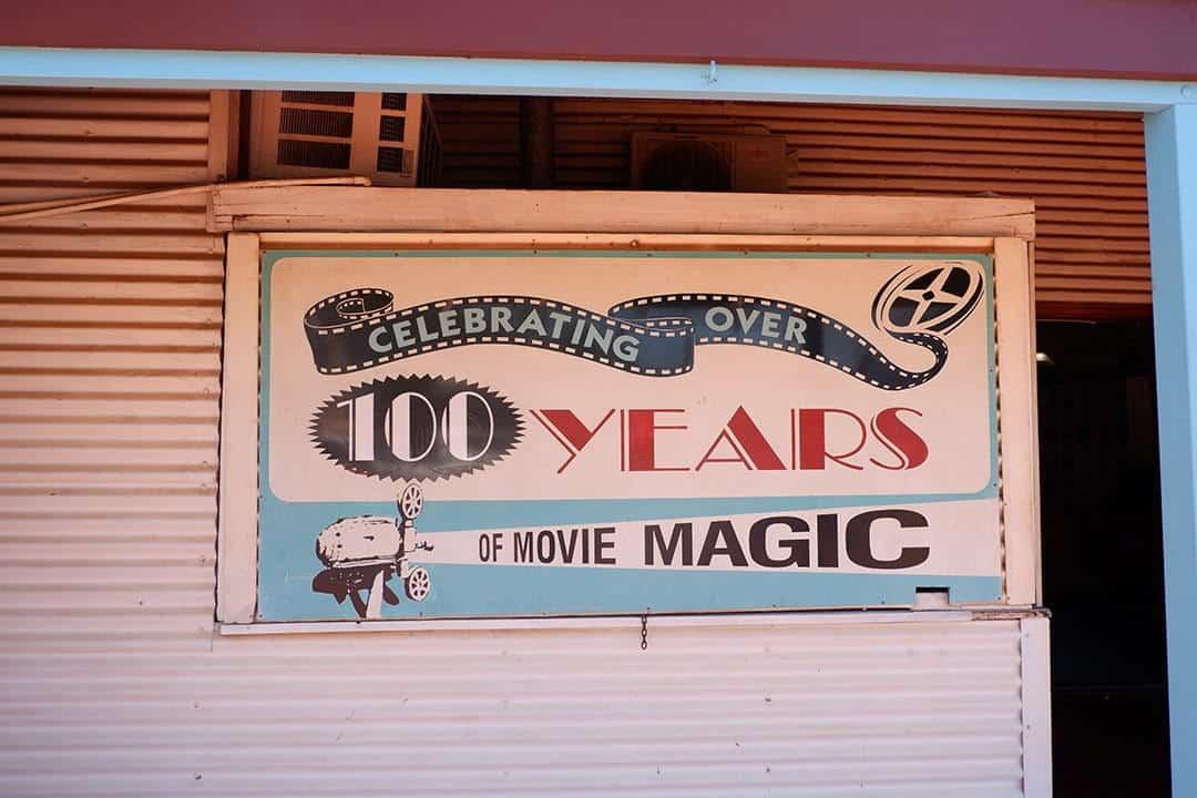 Open Air Cinema Broome