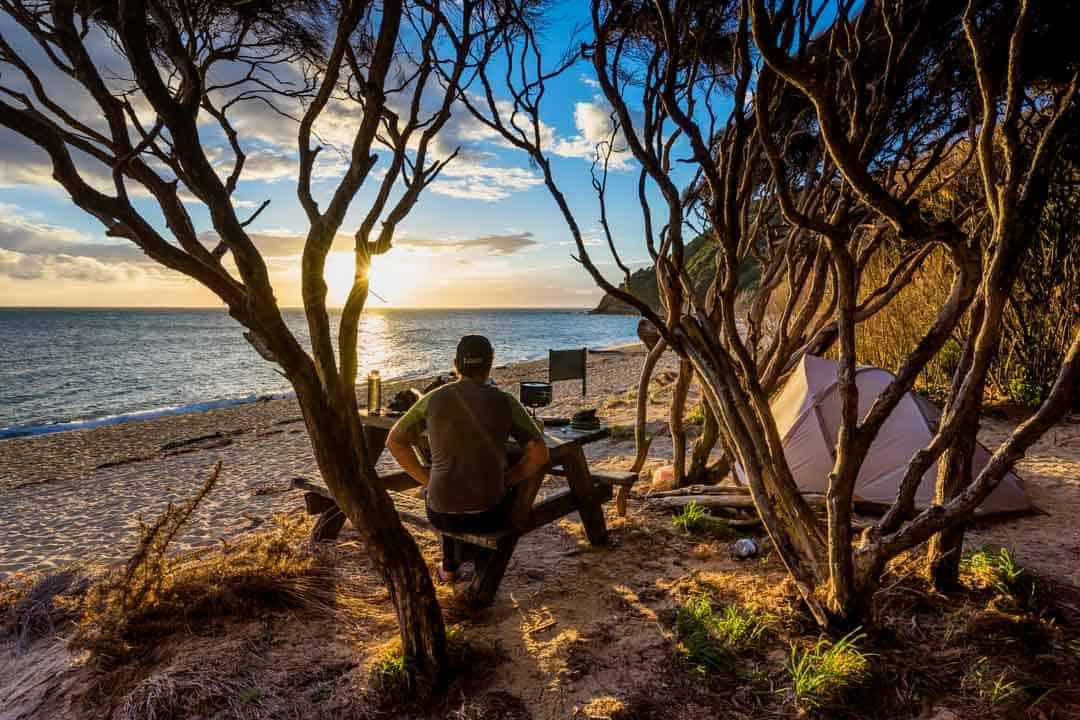 Anapai Sunrise Abel Tasman