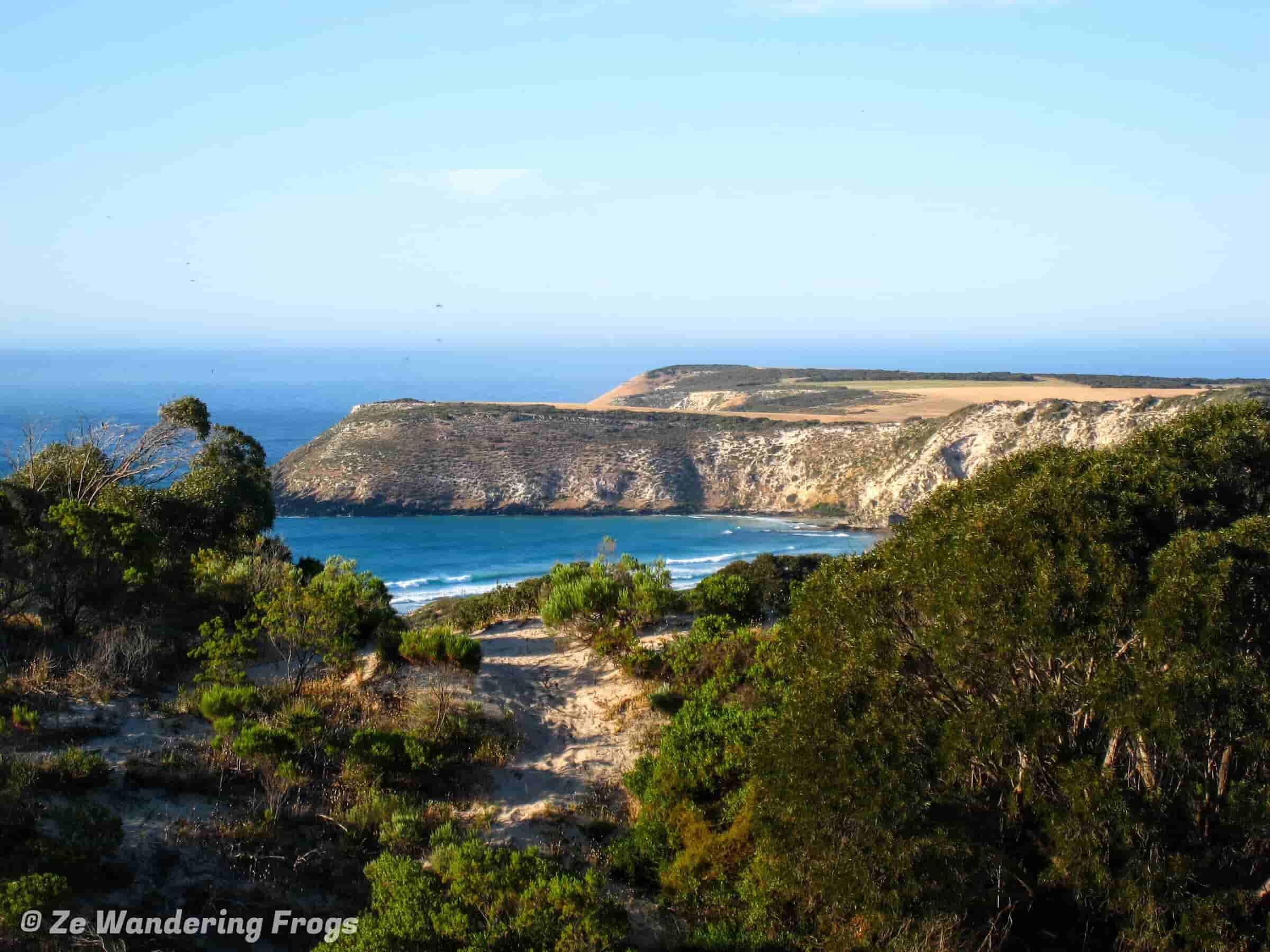 Beautiful View Of The Kangaroo Island