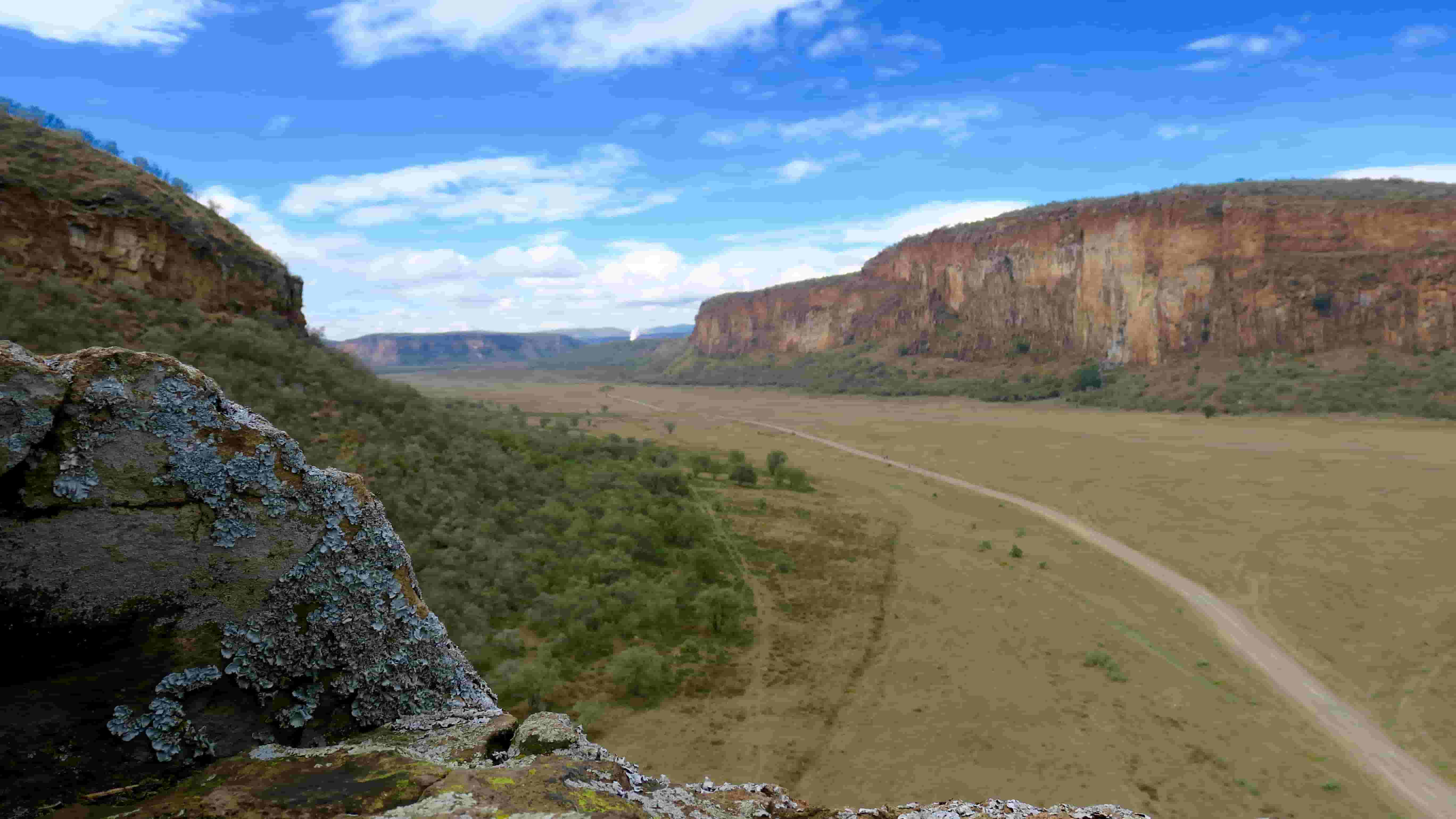 Hells Gate, Adventure Activities In Kenya