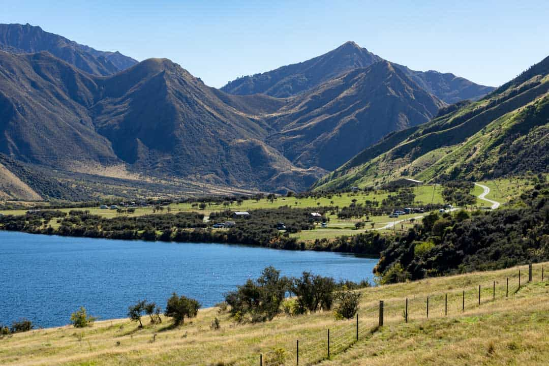 Lake Moke Queenstown