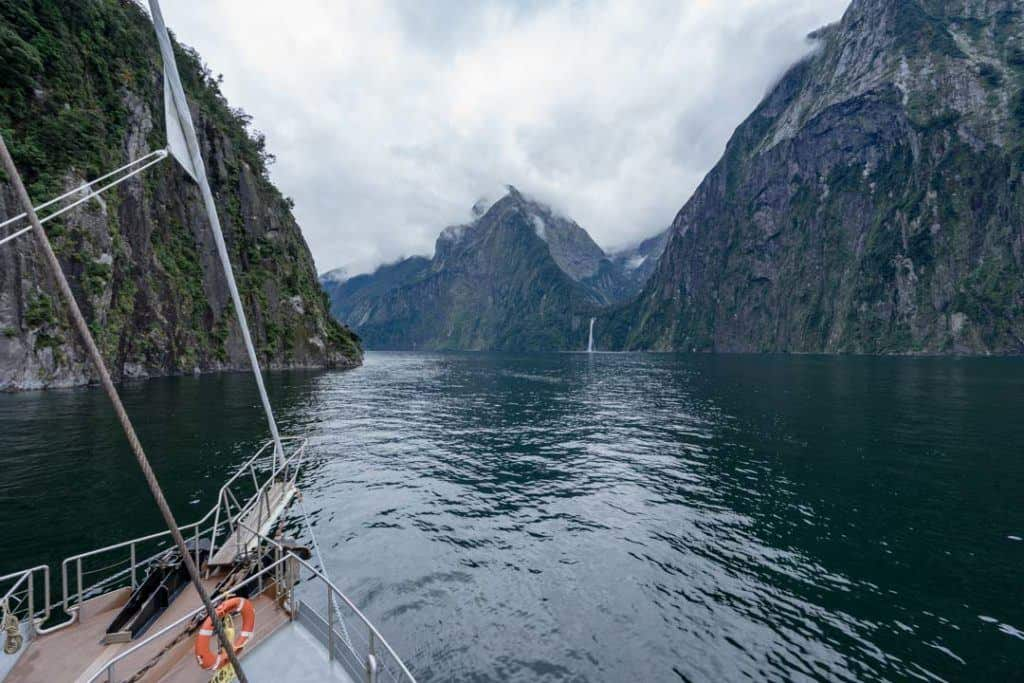 Overnight Milford Sound Cruise