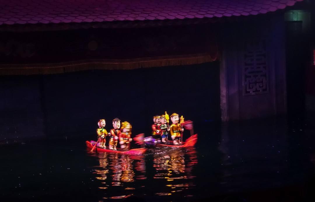 Puppet Show Hanoi