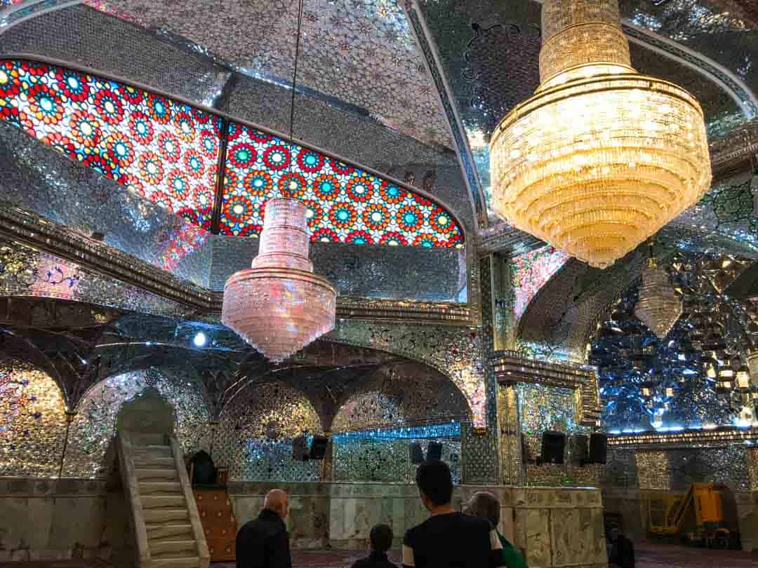Shah-e-Cheragh Shrine Mirror Mosque