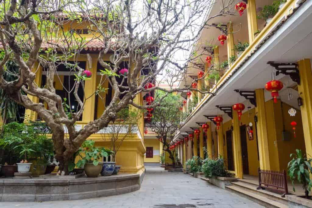 Tenple Hanoi