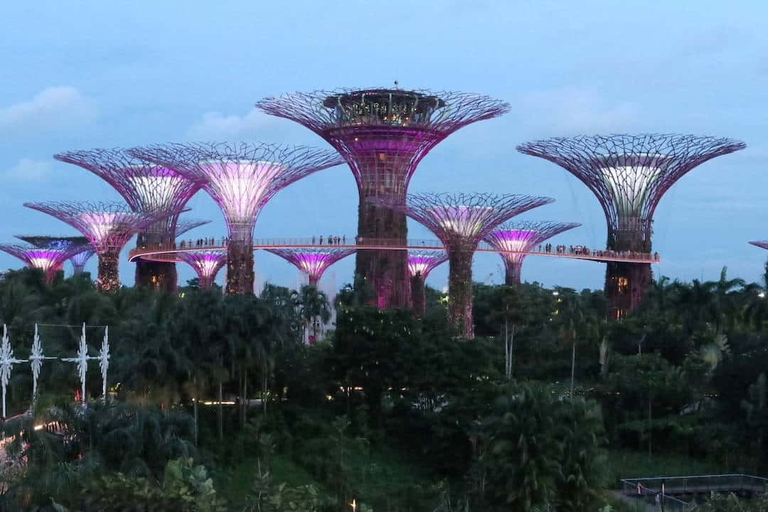2 Days In Singapore - Gardens By The Bay