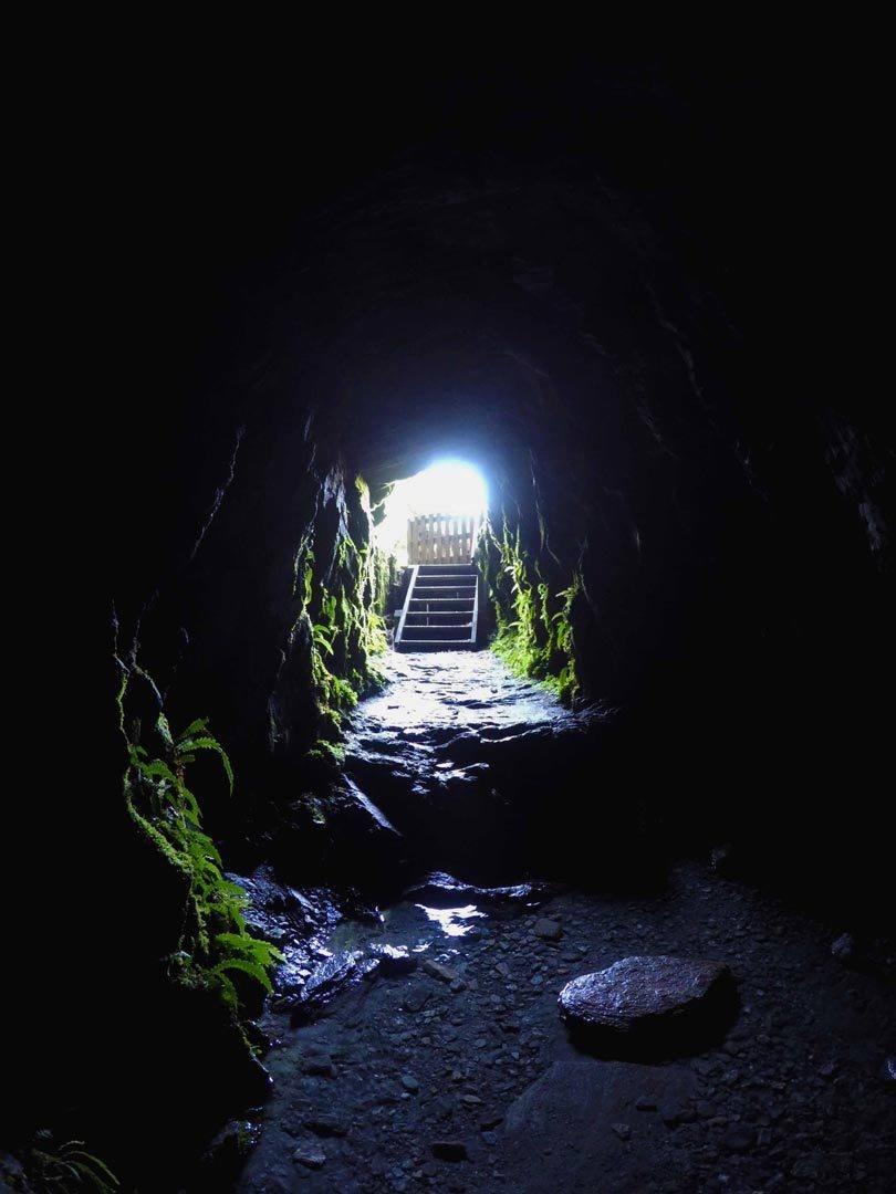 Tartae Tunnel Franz Josef
