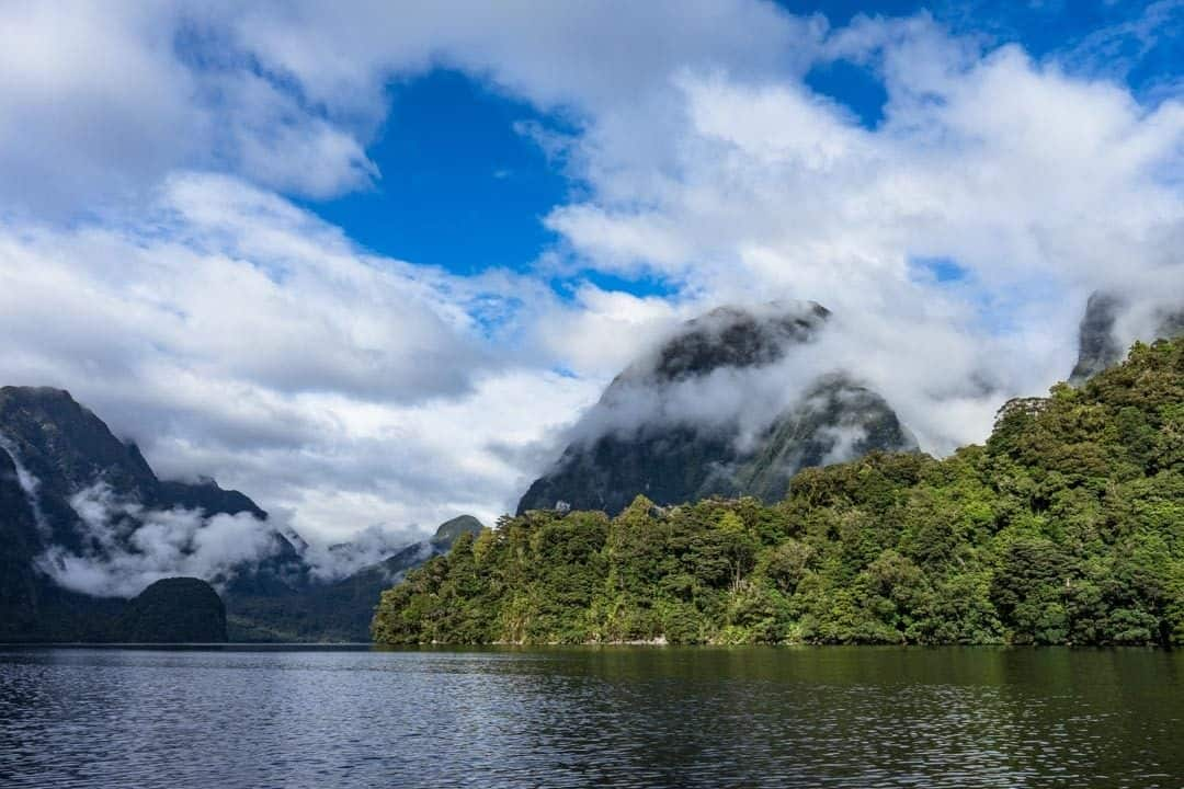 Doubtful Sound Mountains