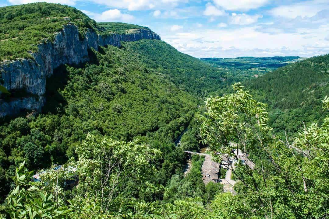 Dryanovo Views, Day Hikes In The Balkans