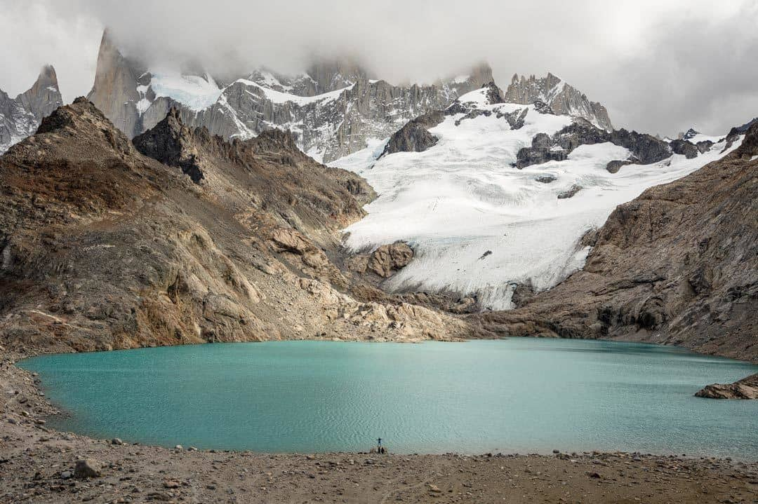 Fitz Roy Hiking In Patagonia