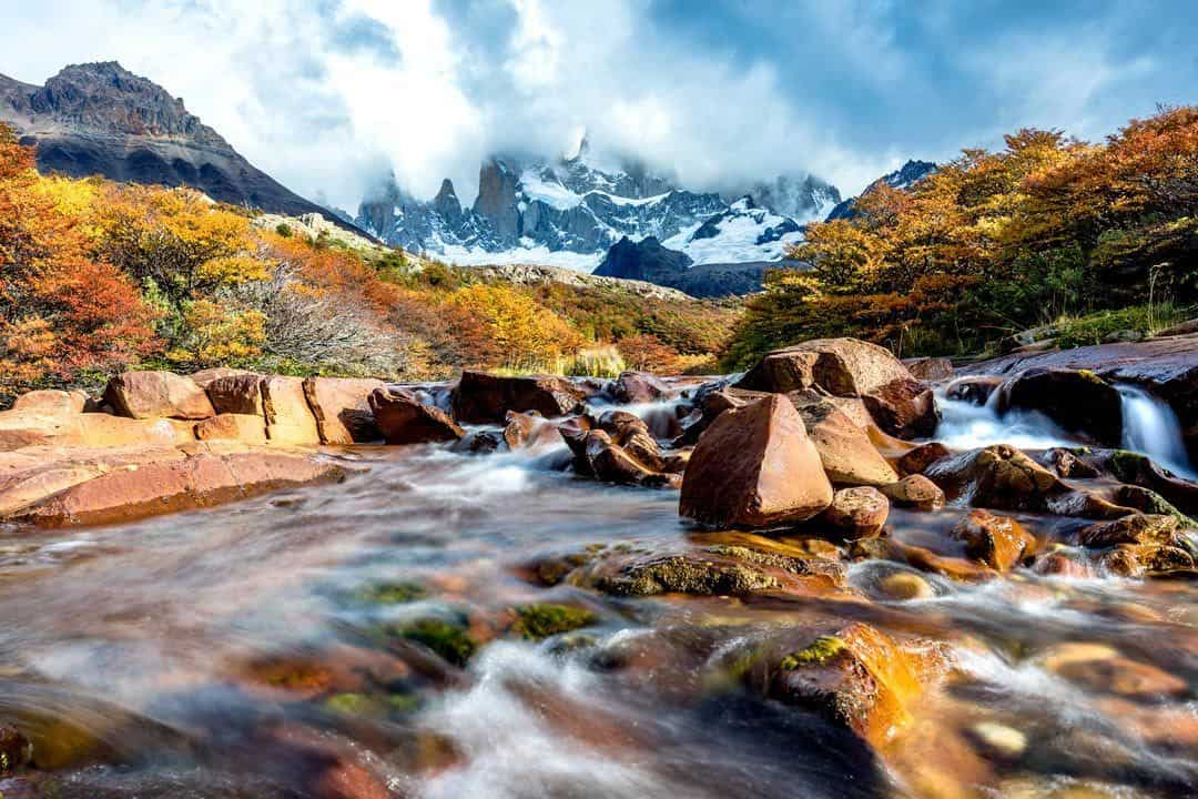 Fitz Roy El Chalten Hiking In Patagonia