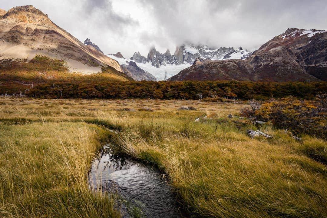 El Chalten Trekking In Patagonia