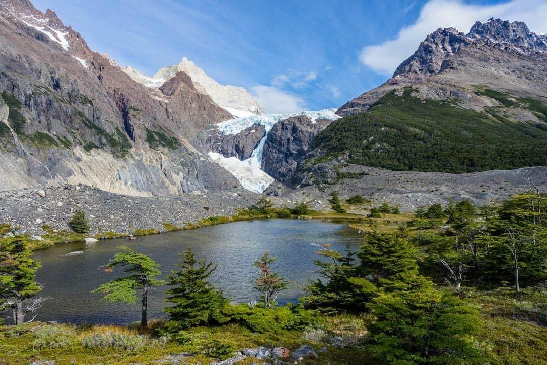 Torres Del Paine Trekking In Patagonia