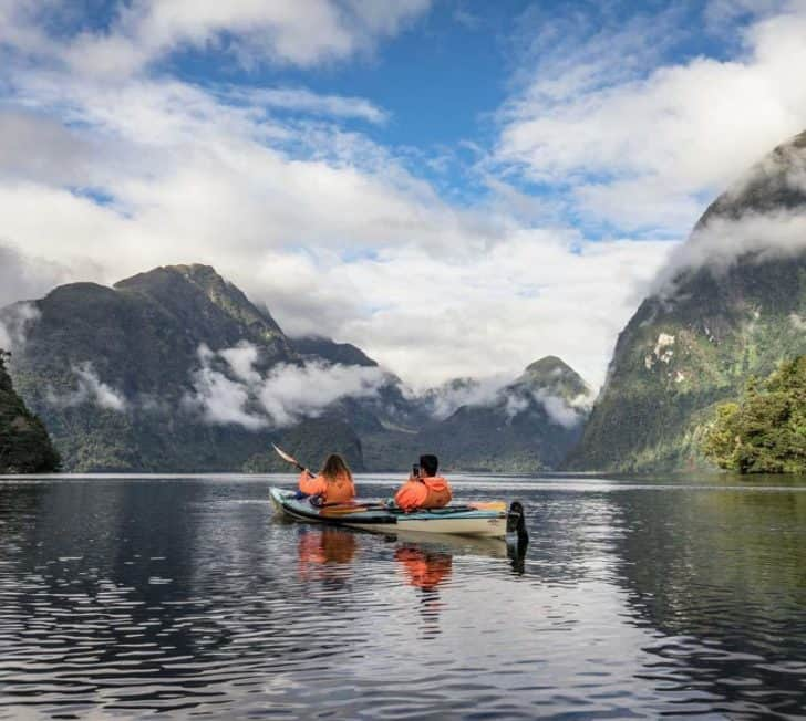 Kayaking in Doubtful Sound – Everything You Need to Know
