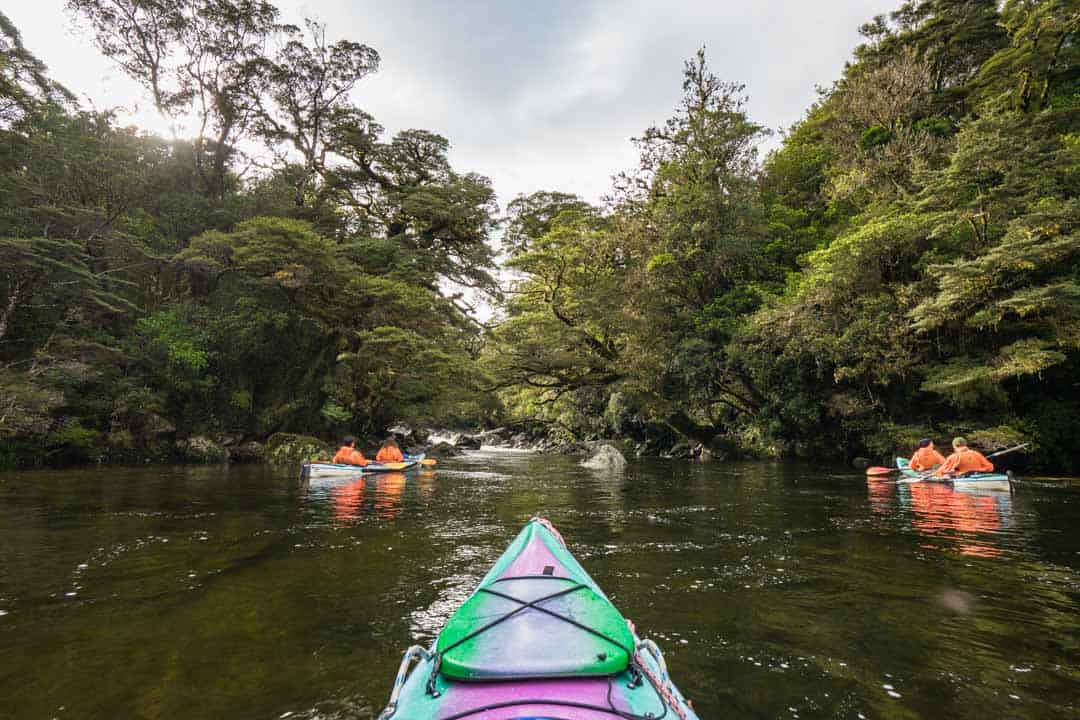 River Doubtful Sound Kayak