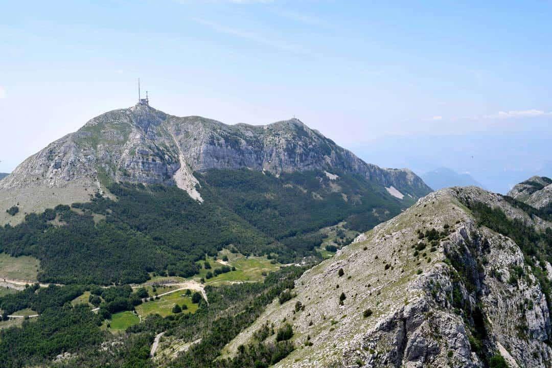 Lovcen National Park, Day Hikes In The Balkans