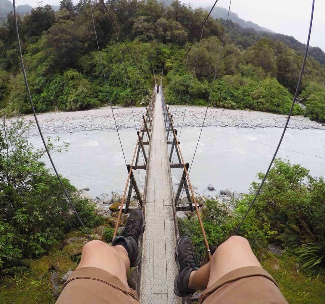 Douglas Bridge Franz Josef