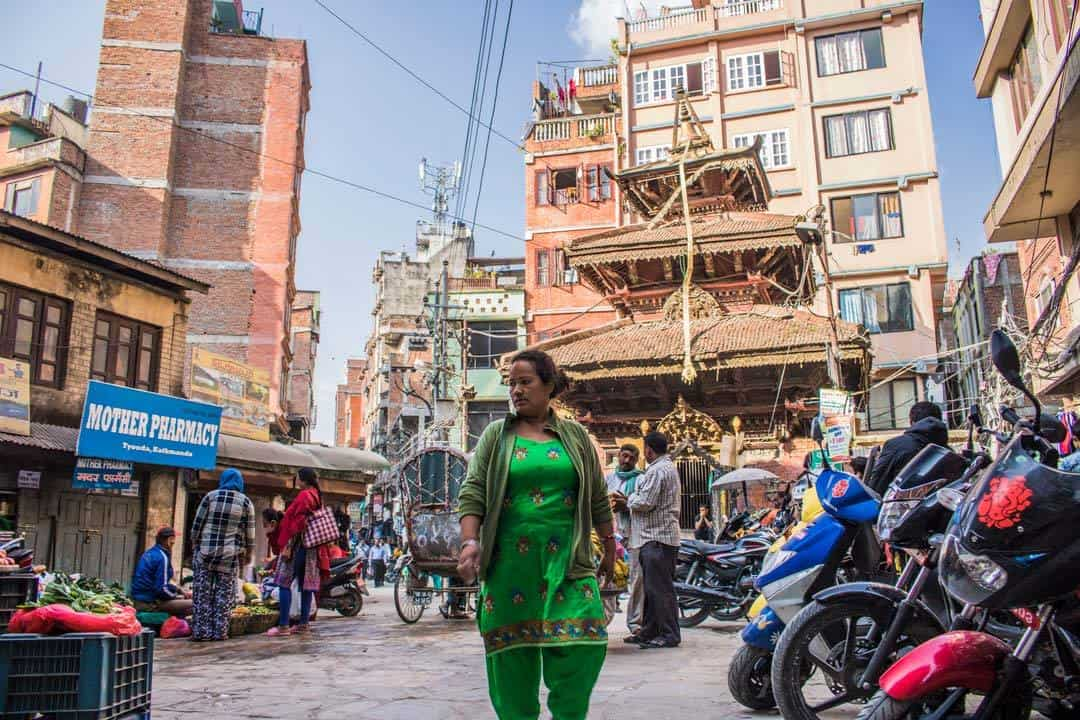 Asan Tole Kathmandu