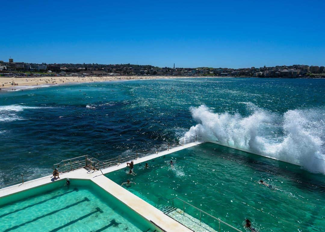 Bondi Icebergs Winter