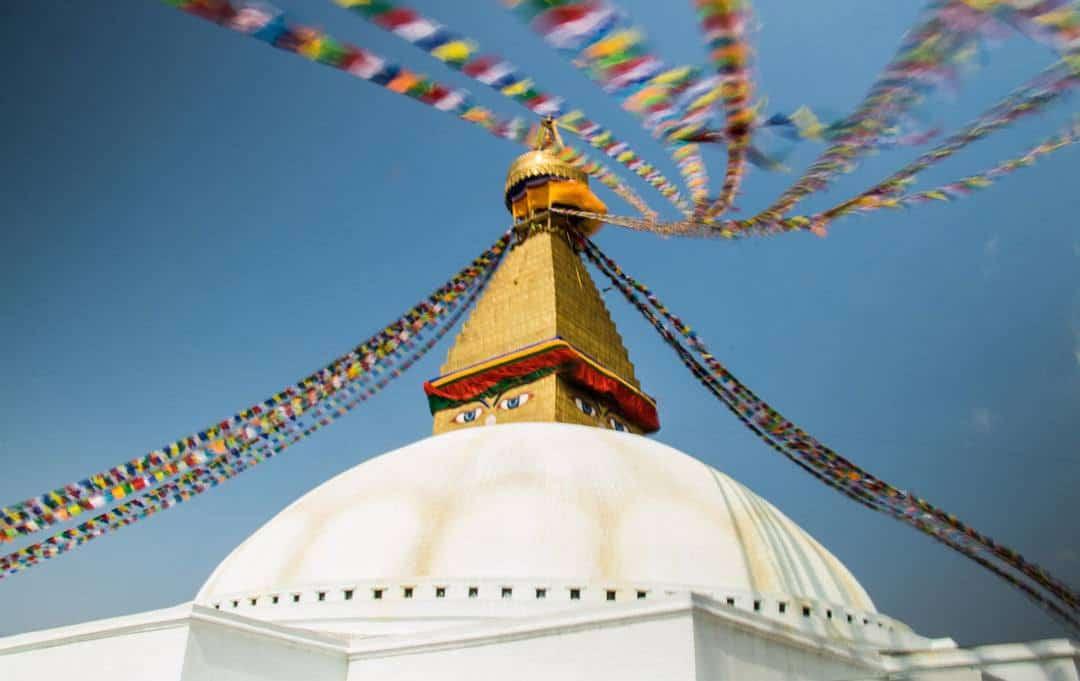 Boudha Stupa Places To Visit In Kathmandu