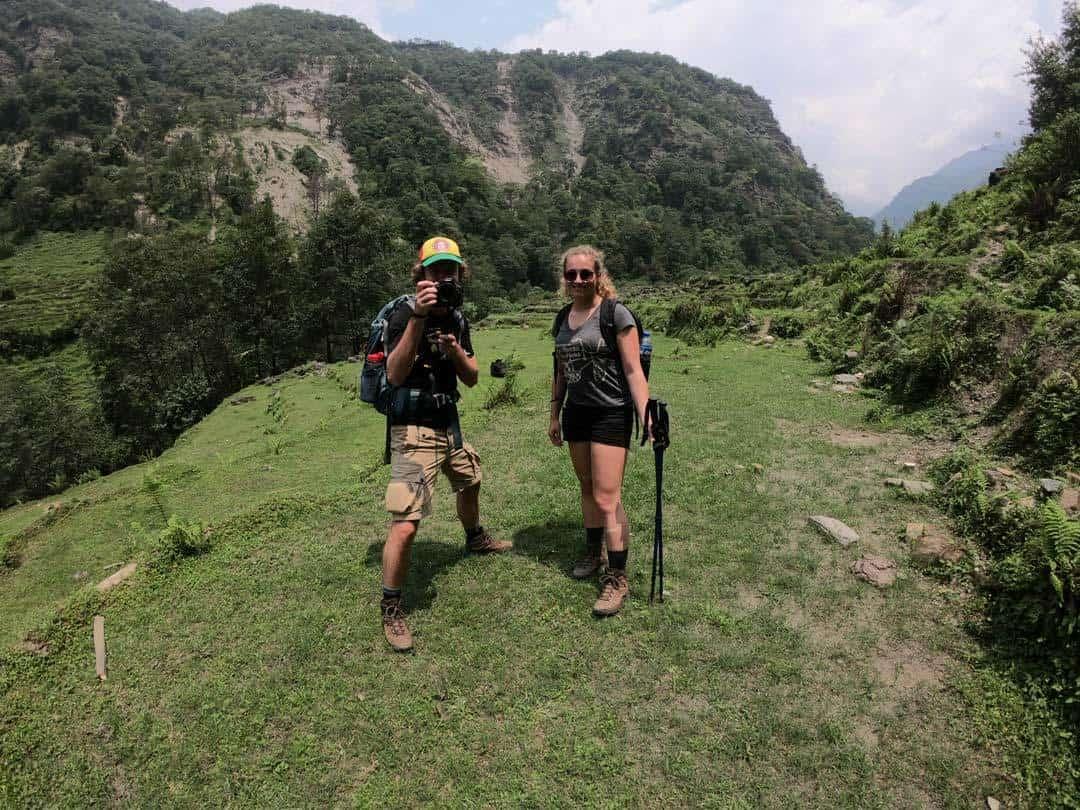 Hiking Buddies Landruk