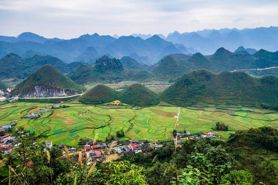 Ha Giang Mountains