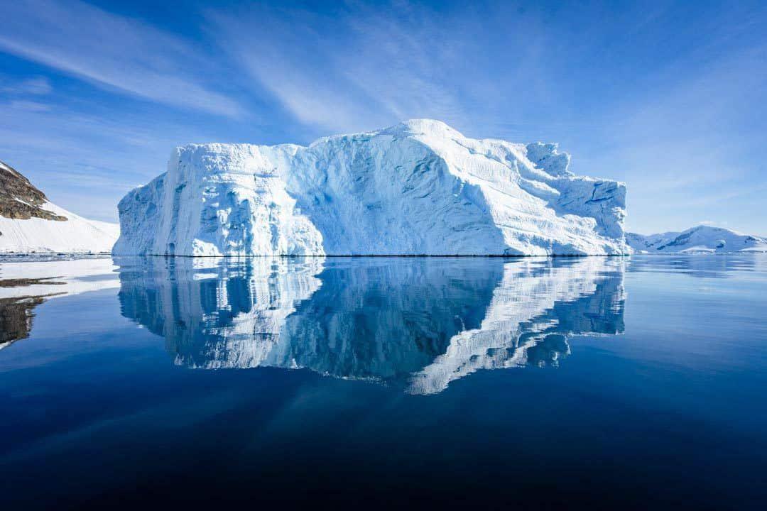 Perfect Iceberg