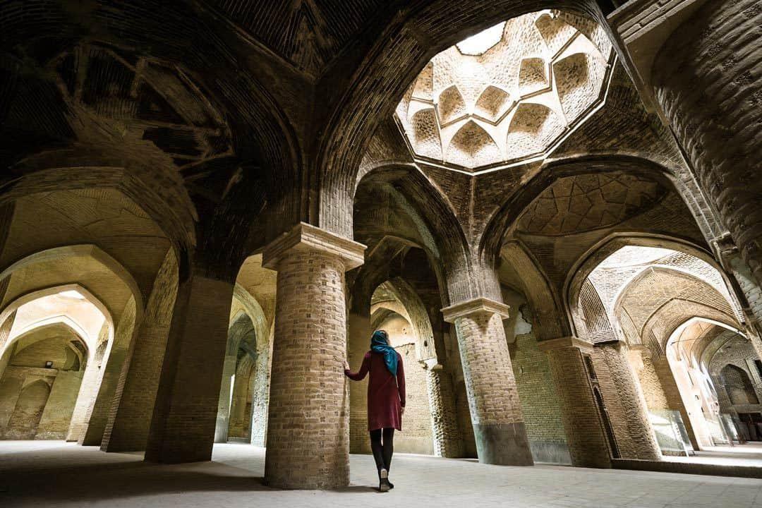 Friday Mosque Yazd