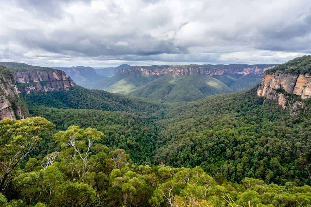 Views Blue Mountains