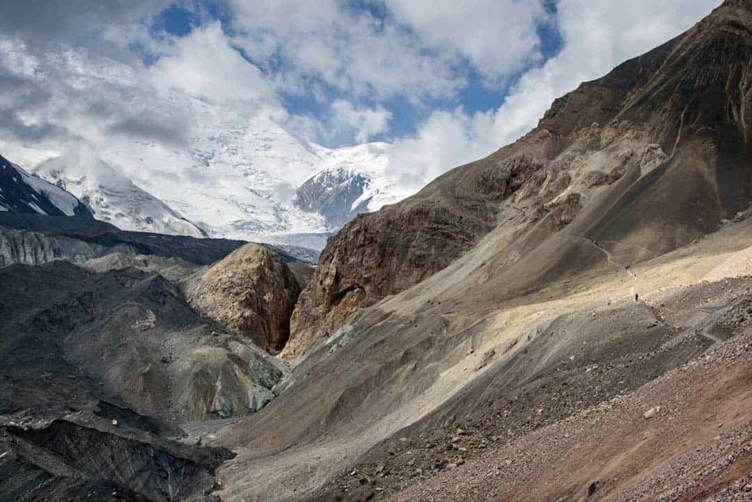Summit Trail Peak Lenin