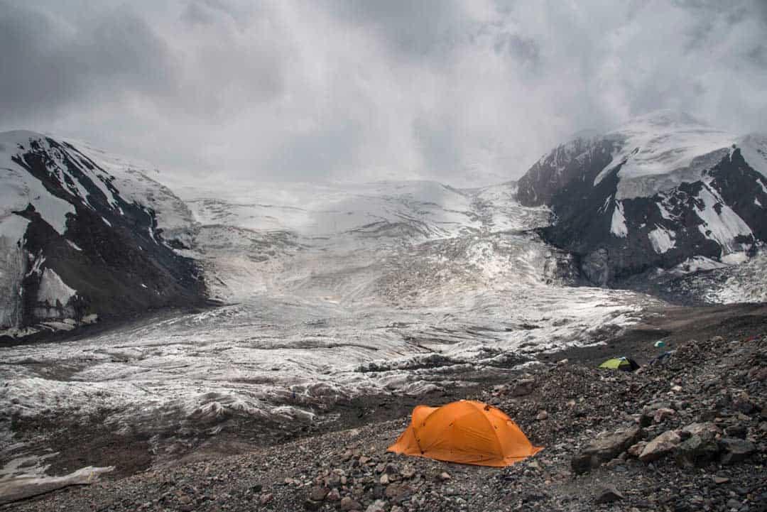 Camping Peak Lenin