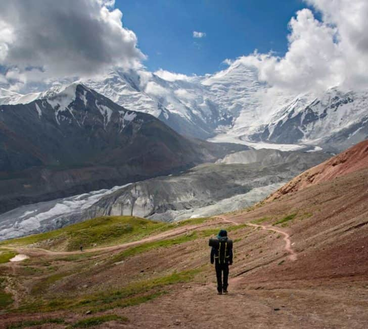 How to Trek to Peak Lenin Base Camp in Kyrgyzstan