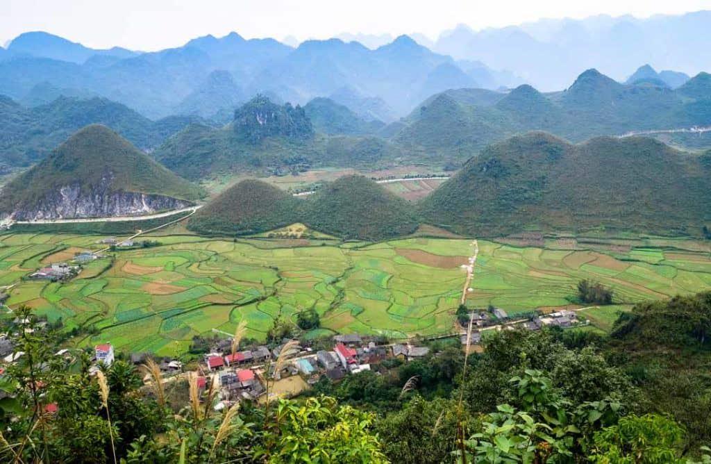 Riding Northern Vietnam