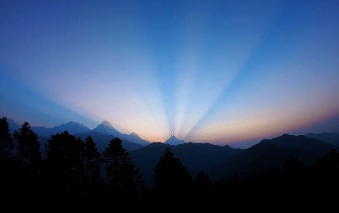 Sunrise Poon Hill Trek