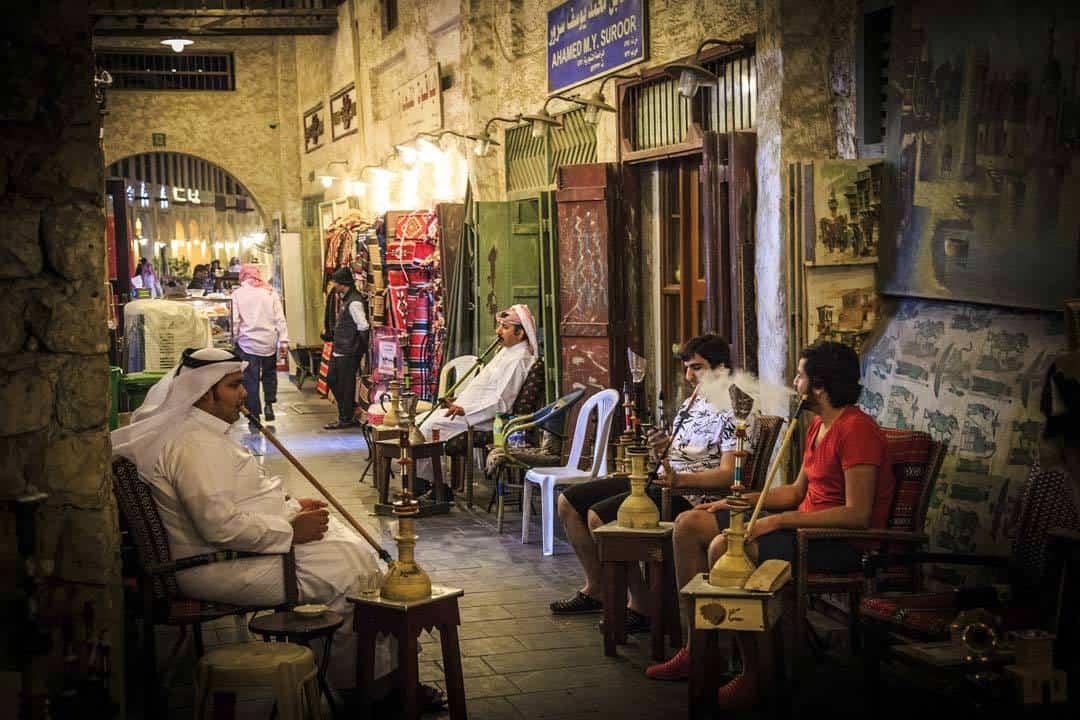 Souq Waqif Doha Qatar