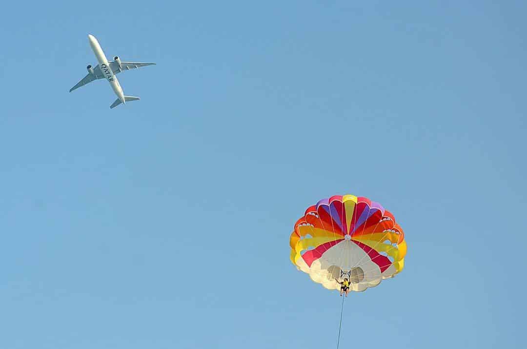 Skydiving Qatar