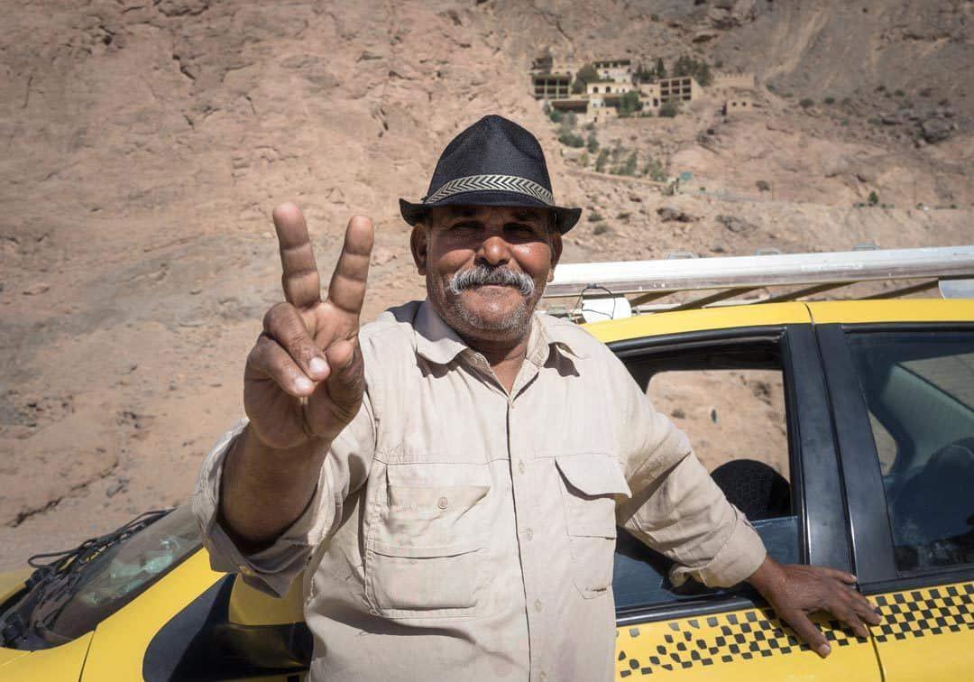 Driver Iran