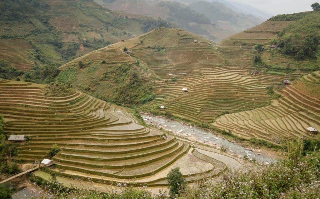 Than Uyen Rice Terraces Travel to Vietnam