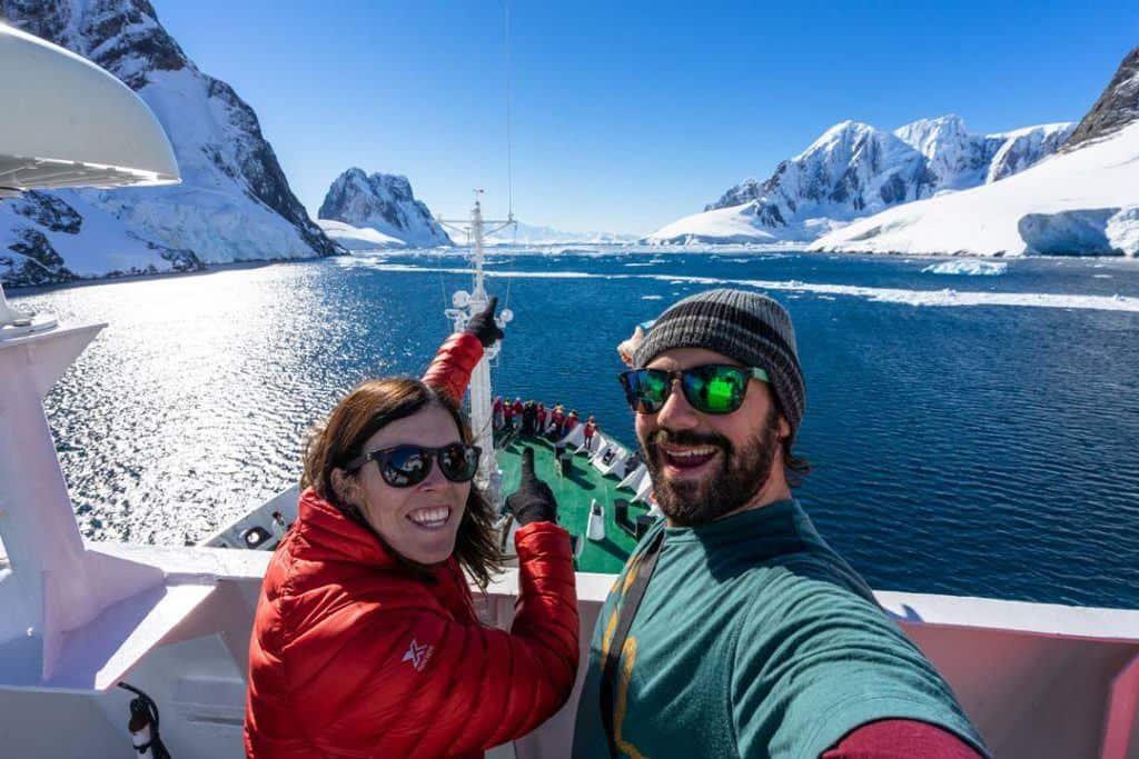 Us Lemaire Channel Antarctica