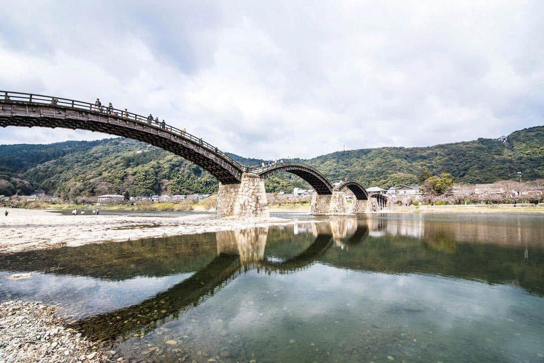 Japan Day Trips, Kintai Bridge