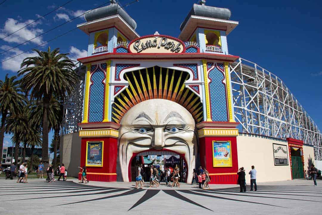 Luna Park Melbourne Pixabay